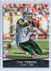 2012 Bowman Tim Tebow Sp Card