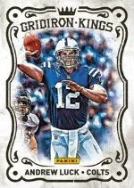 2012 Panini Gridiron Kings National Andrew Luck