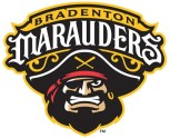 Bradenton Marauders Team Logo
