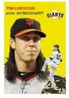 2012 Topps Archives 1954 Tim Lincecum Base Card