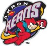 Akron Aeros Team Logo