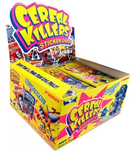 Wax Eye Cereal Killers Hobby Box