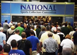 National Sports Collectors Convention Picture