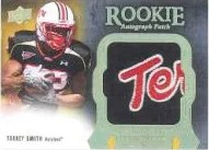 2011 Upper Deck Exquisite Torrey Smith Patch