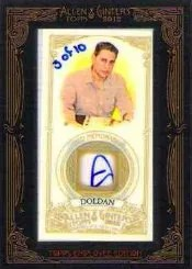 202 Topps Allen & Ginter Employee Edition