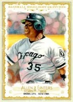 2012 Topps Allen Ginter Frank Thomas Highlight