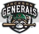 Jackson Generals Team Logo