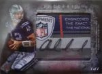 2012 Topps Inception Andrew Luck Laundry Tag