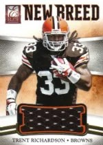 2012 Elite Trent Richardson New Breed