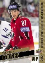 2012 Upper Deck National VIP Sidney Crosby NSCC