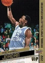 2012 Upper Deck National VIP Michael Jordan