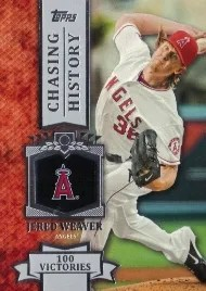 2013 Topps Series 2 Chasing History