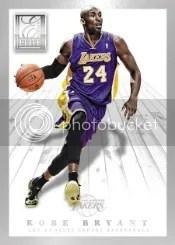 12/13 Panini Elite Series Kobe Bryant
