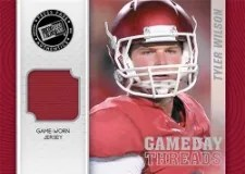 2013 Press Pass Showcase Tyler Wilson