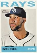 2013 Heritage David Price Sp