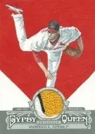 2013 Topps Gypsy Queen Art Patch Card