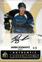 12-13 Sp Game Used Hockey Rookie