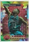 1993-94 Topps Finest Basketball #104 Alonzo Mourning