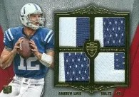 2012 Topps Supreme Andrew Luck Quad