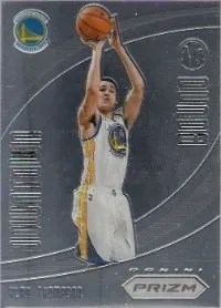 2012-13 Panini Prizm Downtown Bound #24 Klay Thompson
