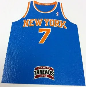 2012-13 Panini Threads New York Knicks #7