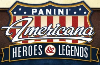 2012 Panini Americana Heroes and Legends Logo