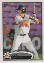 2012 Topps Pro Debut SP Photo Variation #59 Joe Panik