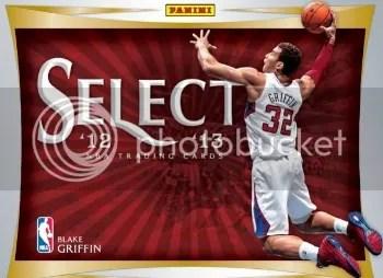 2012/13 Panini Select Basketball