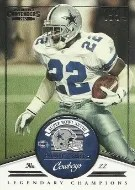 2012 Playoff Contenders Emmitt Smith