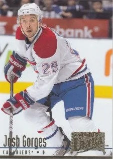 12-13 Fleer Retro #94-19 Josh Gorges Ultra