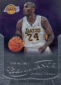 2012/13 Panini Brilliance Kobe Bryant Startburst Base