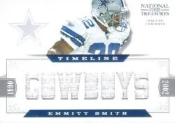 2012 NT Emmitt Smith Jersey #/22