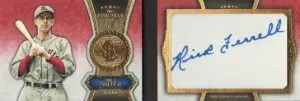 2012 Topps Five Star Cut Signature
