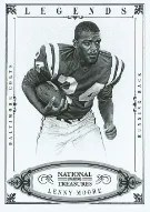 2012 National Treasures Lenny Moore