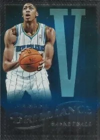12/13 Panini Brilliance Anthony Davis Spellbound V