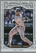 2013 Gypsy Queen Robinson Cano