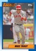 2013 Topps Archives Mike Trout