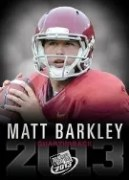 2013 Press Pass Matt Barkley