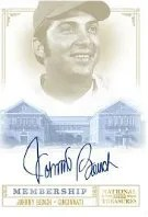 2012 National Treasures Johnny Bench