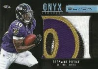 2012 Panini Black Bernard Pierce Jumbo
