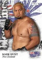 2012 Topps UFC Bloodlines Mark Hunt