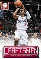 2012-13 Donruss Elite Chris Paul