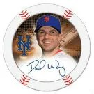 2013 Topps Autograph Chipz David Wright