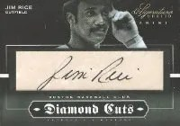 2012 Panini Prime Signatures Diamond Cuts