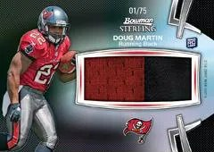 2012 Bowman Sterling Doug Martin