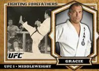 2012 Topps UFC Bloodlines Gracie