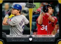 2012 Bowman Draft Top 10 Pick Insert