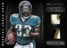 2012 Panini Black Maurice Jones Drew
