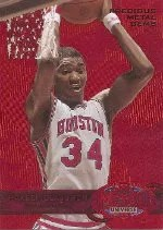 2011-12 Retro Hakeem PMG Red