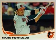 2013 Topps Mark Reynolds Base